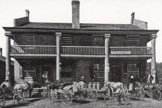 The Brick Store | 1790s