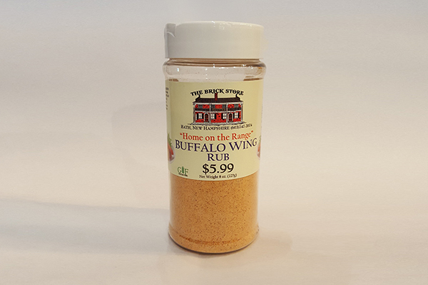 Buffalo Wing Rub