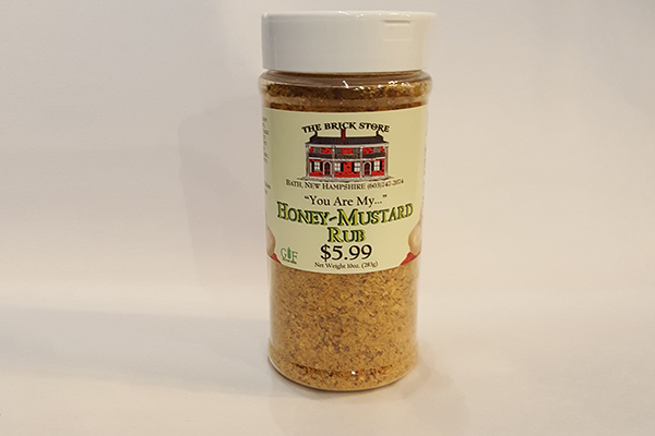 Honey Mustard Rub