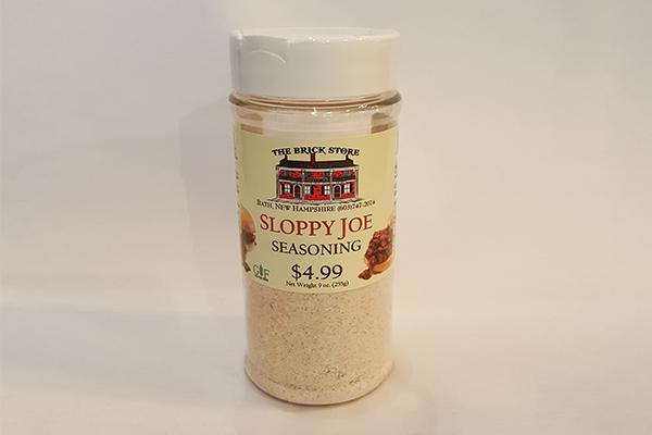 Sloppy Joe Seasoning